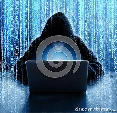 Free Hacker Stock Photography - 85636052