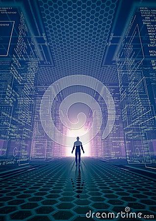 Hackervärld