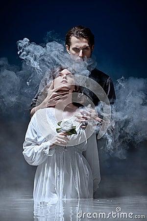 Hades & Persephone: The Seduction