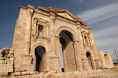 Hadrian s Arch 2