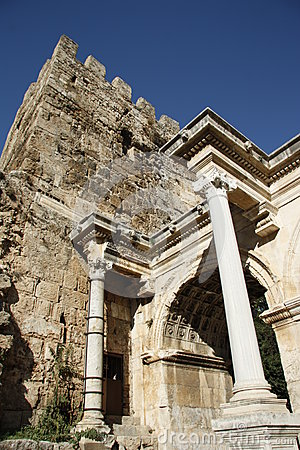 Hadrian s gate