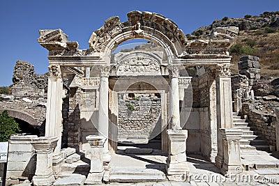 Hadrian s Temple, Ephesus