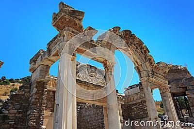 Hadrian tempel