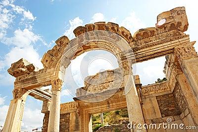 Hadrians寺庙