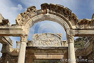 Hadrianus Temple Ephesus