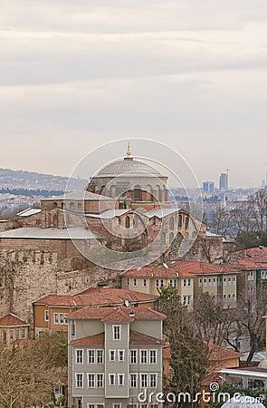 Free Hagia Irene Mosque 02 Stock Photography - 23870592