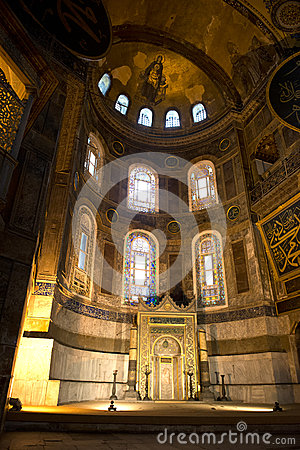 Hagia Sopia Church, Museum, Travel Istanbul Turkey