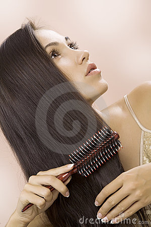 Free Hair Royalty Free Stock Photography - 10423677