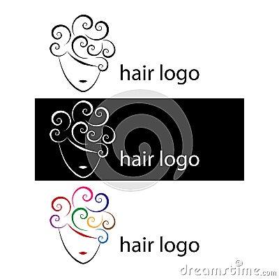 Hair logos