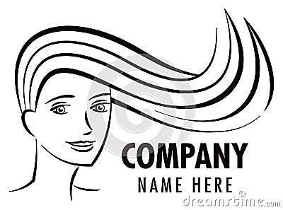 Hair Salon Logo Stock Photos - Image: 32403433