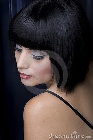 Free Hair Shine Royalty Free Stock Photography - 3684137