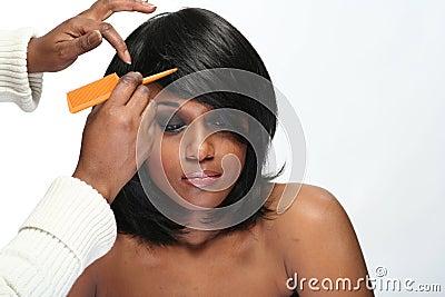 Hair styling