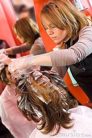 Free Hair-stylist Stock Images - 4141414