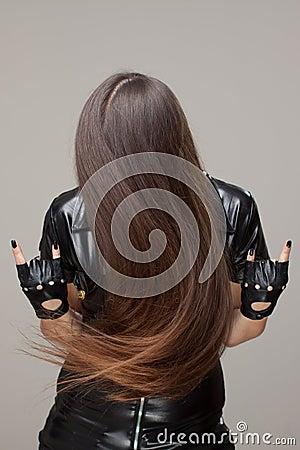 Hair wave
