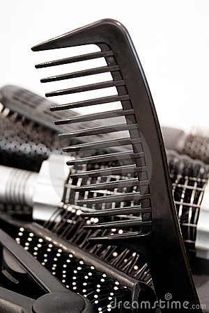 Free Hairbrush Royalty Free Stock Photography - 813397