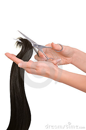 Free Haircut Royalty Free Stock Photos - 11883418