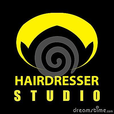 Hairdresser logo