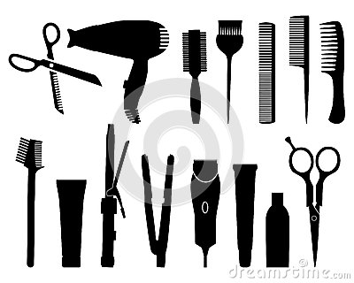 Hairdresser Royalty Free Stock Photos Image 32633798