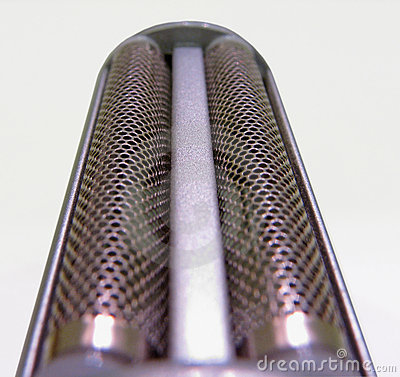 Hairdressing and barbers shaver head micro foil