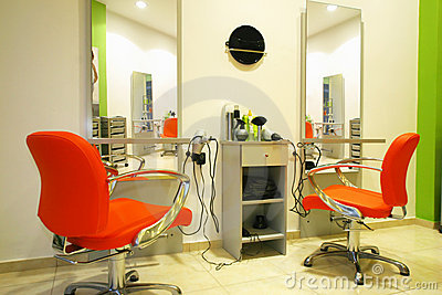 Hairdressing studio