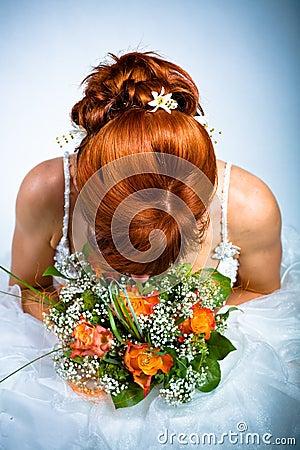 Νύφη hairstyle
