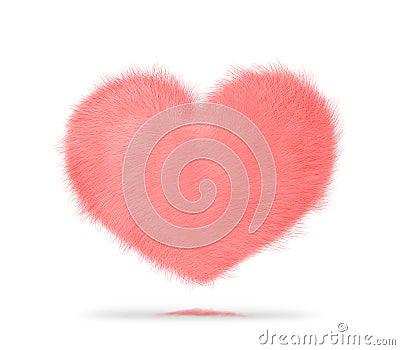 Hairy heart