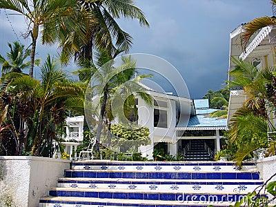 Haitianisches Paradies
