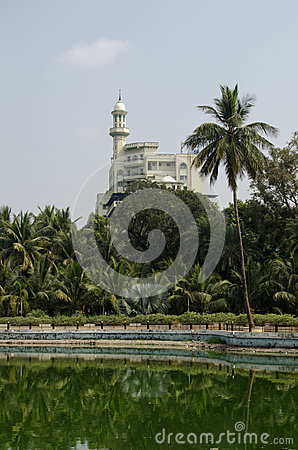Haj hus, Hyderabad, Indien