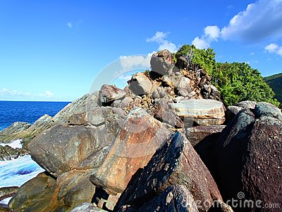Hajfjärdnationalpark Tortola