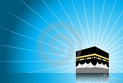 Hajj/ Pilgrimage Background 2