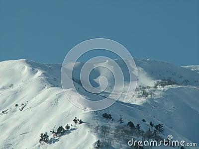 Hakuba-Berge
