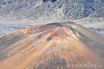 Haleakala Crater, Maui (Hawaii)