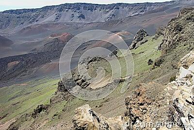 Haleakala Detail