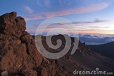 Haleakala National Park Volcanic