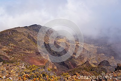 Haleakala Volcano and Crater Maui Hawaii