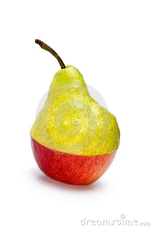Half-Aple-and-half-pear