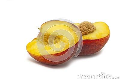 Half appricot