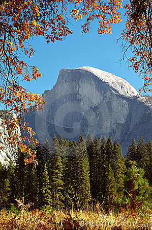 Free Half Dome Autumn Stock Photos - 1498533