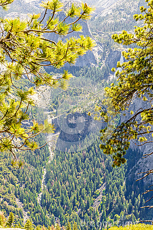 Free Half Dome Yosemite National Park Stock Photo - 89479620