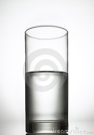 Free Half Filled Glass Stock Images - 16807664