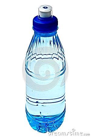 Half liter bottle of water