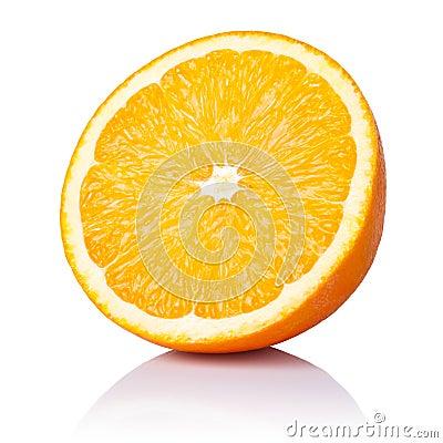 Free Half Orange Stock Images - 28678514
