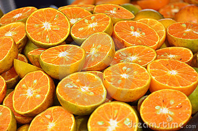Half orange plie