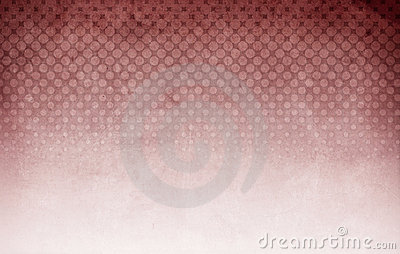 Halftone background red