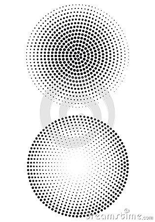 Free Halftone Dot Pattern, Stock Photography - 18136532