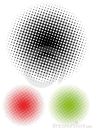 Free Halftone Dots Stock Photography - 7735002
