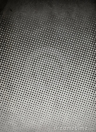 Halftone pattern Gray