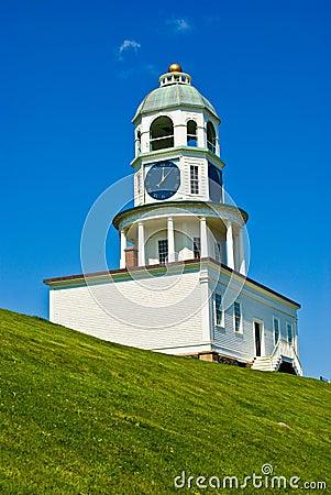 Halifax clock