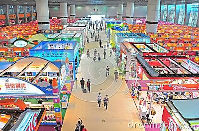 Hall 1.1 canton fair, china