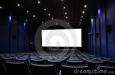 Hall of cinema